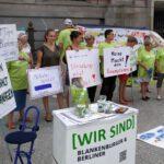 Mahnwache R.-Rathaus